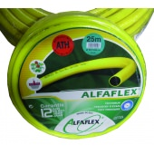 "Alfaflex  tuinslang geel 12,5 mm - 1/2"" 25mtr"